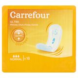 Carrefour Ultra Minces Discreet Normal x 16