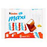 Kinder Maxi 6 Pièces 126 g