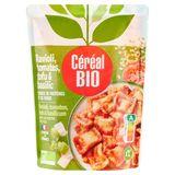 Céréal Bio Cuisiné Ravioli Tomates, Tofu & Basilic 267 g