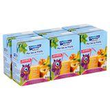 Carrefour Kids Pur Jus de Fruits 6 x 20 cl
