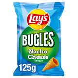 Lay's Chips Bugles Nacho Cheese 125 gr