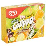 Calippo Ola Assortiment Waterijs Multipack Mini Mix 6 x 80 ml