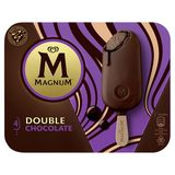 Magnum Ola Double Multipack Ijs Chocolade 4 x 88 ml