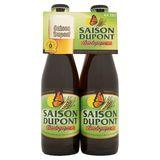 Brasserie Dupont Saison Dupont Bio 4x33cl