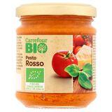 Carrefour Bio Pesto Rosso 180 g