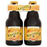 Kasteel 11° Tripel Bière Belge 4 x 33 cl