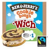 Ben & Jerry's Wich Ijs Cookie Dough 80 ml