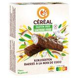 Céréal Glutenfree & Lactosefree Kokosrepen 4 x 25 g