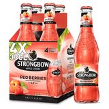 Strongbow Apple Ciders Red Berries 4 x 330 ml