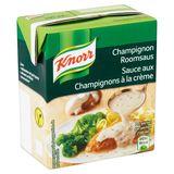 Knorr Sauce aux Champignons à la Crème 300 ml