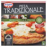Dr. Oetker Tradizionale Mozzarella e Pesto 370 g