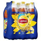 Lipton Iced Tea Bruisende Ijsthee Original 6 x 1 L