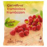 Carrefour Frambozen Hele 650 g