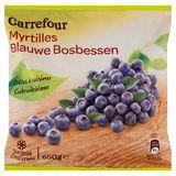 Carrefour Myrtilles 650 g