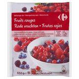 Carrefour Mélange de Fruits Rouges 650 g
