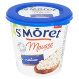St Môret Mousse Nature 140 g