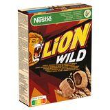 LION WILD Ontbijtgranen Chocolade & Karamel 410 g