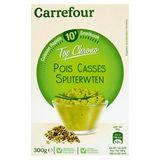 Carrefour Cuisson Rapide 10' Top Chrono Pois Casses 300 g