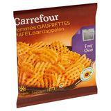 Carrefour Pommes Gaufrettes 600 g