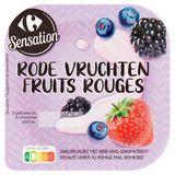 Carrefour Sensation Rode Vruchten 180 g