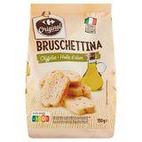 Carrefour Bruschettina Olijfolie 150 g