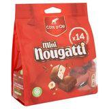 Côte d'Or Mini Nougatti 14 Pièces 180 g