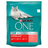PURINA ONE BIFENSIS® Sterilcat Kattenvoer Zalm 800 g