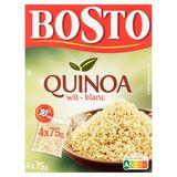 Bosto Quinoa Wit 4 x 75 g