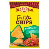 Old El Paso Tortilla Chips Fajita 185 g