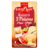 Entremont Raclette 3 Pepers 250 g