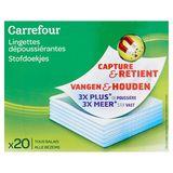 Carrefour Stofdoekjes 20 Alle Bezems