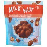 Carrefour Milk n' Nut Chocolat au Lait Éclats de Noisettes 200 g