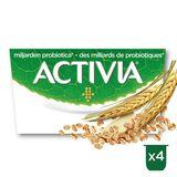 Activia Yoghurt Vezels Granen & Appel met Probiotica 4 x 125 g