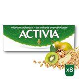 Activia Yaourt Fibres Céréales Mix Fruits 8 x 125 g