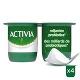 Activia Yoghurt Natuur met Probiotica 4 x 125 g