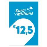 Euro Millions 12,5 euro