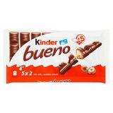 Kinder Bueno Lait et Noisettes 10 Pièces 215 g