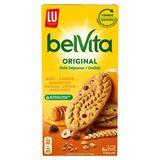 LU BelVita Petit Déjeuner Original Miel-Choco Noisettes 300 g