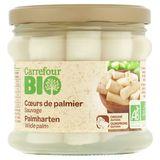 Carrefour Bio Cœurs de Palmier Sauvage 400 g