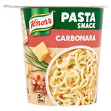 Knorr Instant Snack Pasta Carbonara 71 g