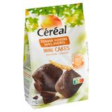 Céréal Zonder Suikers Mini Cakes Chocolade 7 Stuks 196 g