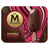Magnum Ola Ijs Multipack Double Raspberry 4 x 88 ml