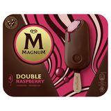 Magnum Ola Double Multipack Glace Framboise 4 x 88 ml