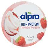 Alpro Greek Style Strawberry Raspberry 150 g