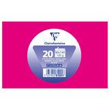 Clairefontaine 20 enveloppes 90x140 - Rose fuchsia