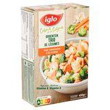 Iglo Trio de Légumes à la Crème 450 g