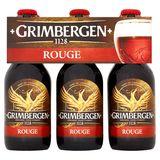 Grimbergen Abdijbier Rouge Fles 6 x 33 cl
