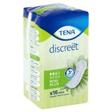 Tena Discreet Mini Plus 16 Serviettes