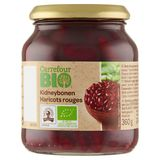 Carrefour Bio Haricots Rouges 360 g