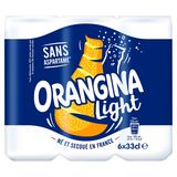 Orangina Light 6 x 33 cl